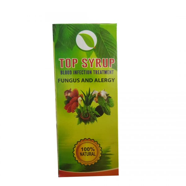 Top syrup fungus and alergy